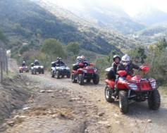 Escursione in quad sulle Madonie